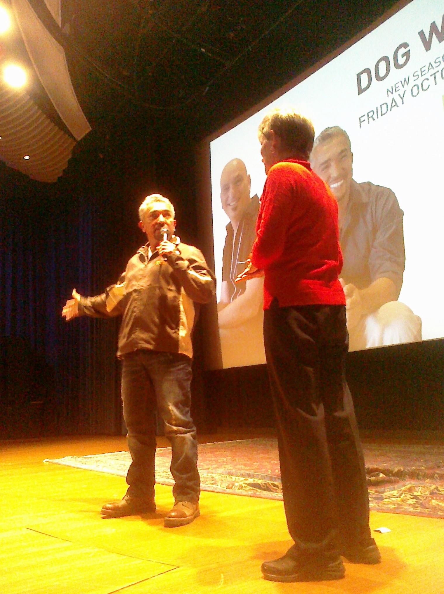 Cesar Millan Speaking Tour